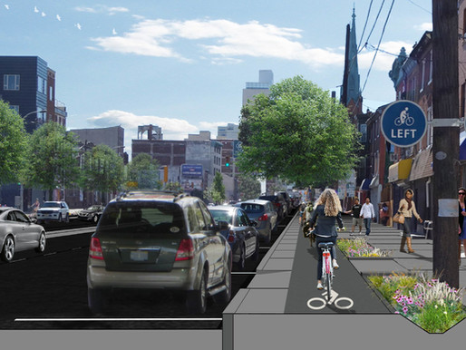 Sign the Petition to Fully Fund the Spring Garden Street Greenway!