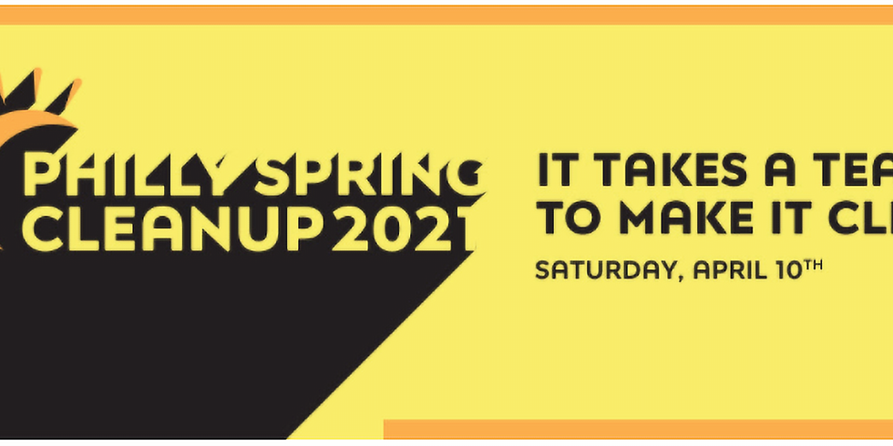 Join the City-wide Spring Cleanup in Callowhill