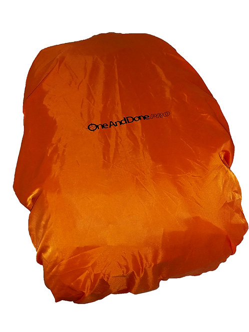 One And Done Backpack Rain Cover