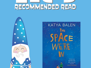 Book Review: The Space We're In by Katya Balen