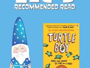 Book Review: Turtle Boy by Evan Wolkenstein