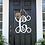 Thumbnail: Vine Letter Door Hanger