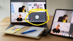 La webcam spenta inquina il 96% in meno, ma allora perché non usare un'audioconferenza?
