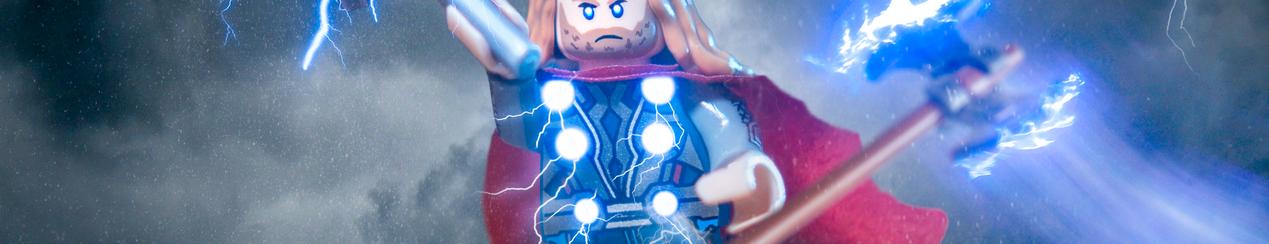 Lego - Superheros