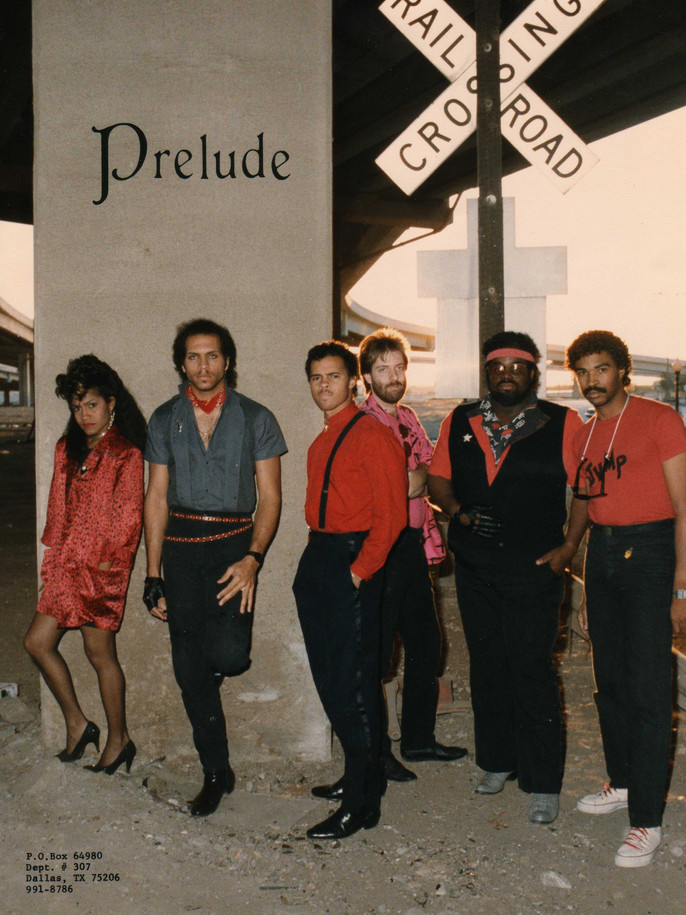 Candy's band Prelude