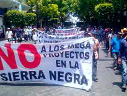 El proyecto hidroeléctrico Coyolapa-Atzala es una amenaza para la Sierra Negra de Puebla