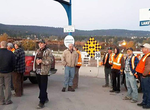 La industria forestal de Columbia Británica:  La necesidad de resolver la crisis