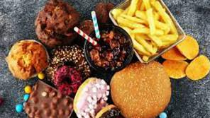 Fuera corporaciones de comida ultra procesada