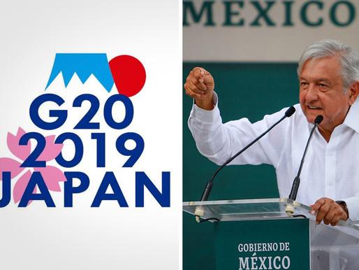 G 20  ¡¿De vida o muerte que asista el presidente?!