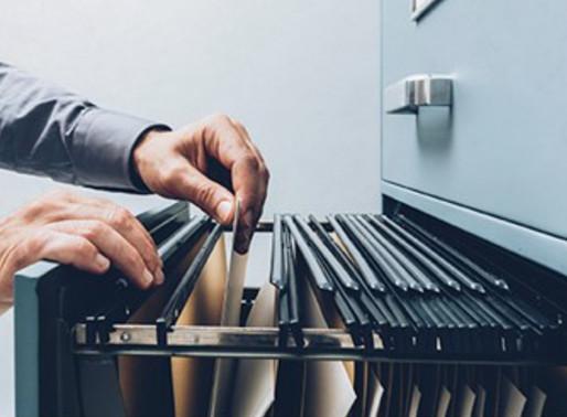 El pacto de silencio y la destrucción de archivos, aún vigentes