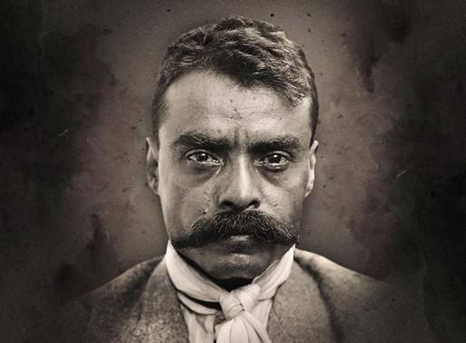 140 años del Nacimiento de Emiliano Zapata Salazar