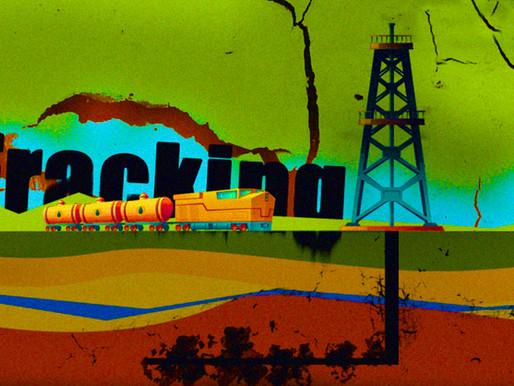 El planeta sufre por el fracking