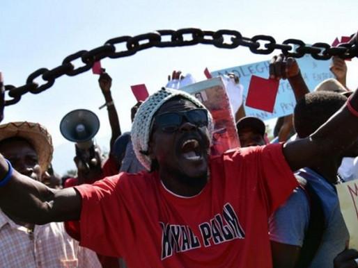 Haití, una insurrección contra la lógica capitalista con esperanza de cambio