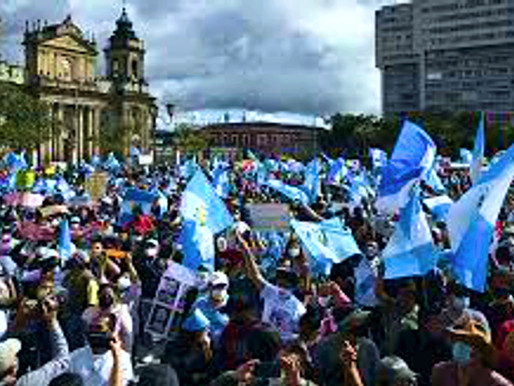 Aumenta inestabilidad en Guatemala