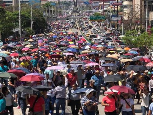 HONDURAS, lucha gremial, política e insurreccional