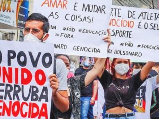 Brasil contra Bolsonaro