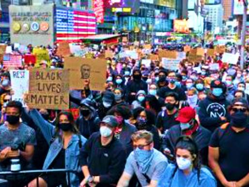 La resistencia en los Estados Unidos aumenta en tamaño y determinación