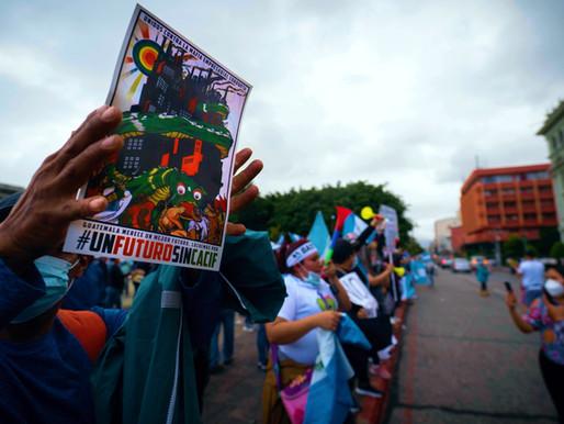 Guatemala sigue en movimiento.
