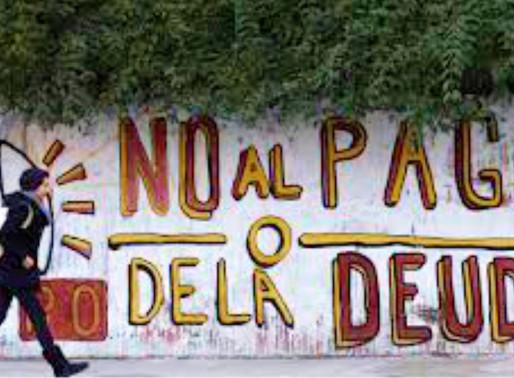 SUSPENSIÓN DEL PAGO DEL SERVICIO DE LA DEUDA PÚBLICA