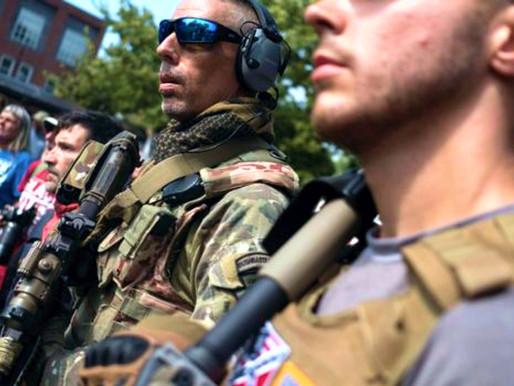 Detrás de la movilización de las milicias racistas