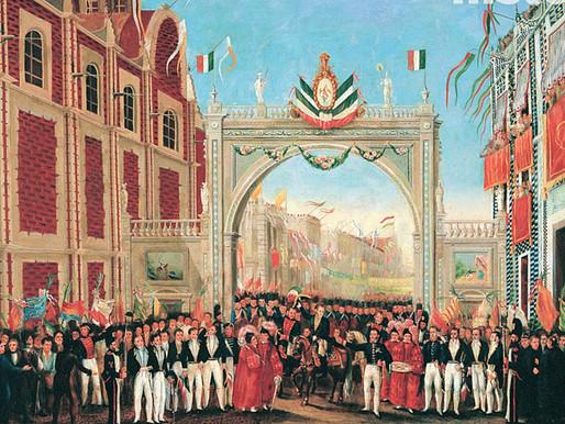 BICENTENARIO DE LA INDEPENDENCIA - EL PROCESO DE LUCHA (1808-1821)