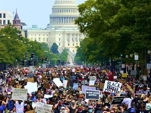 En Estados Unidos, no cede el Movimiento Popular contra el Racismo, la Injusticia, la Impunidad y la