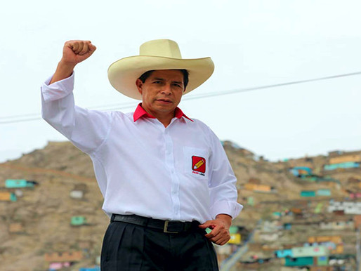 PERÚ. Profesor Rondero lidera resultados y pasaría a la segunda vuelta