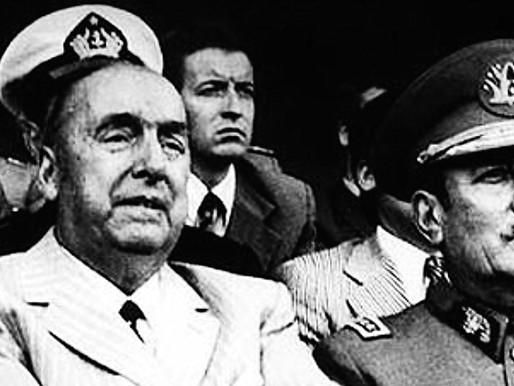 Pablo Neruda y Carlos Prats Asesinados por Pinochet