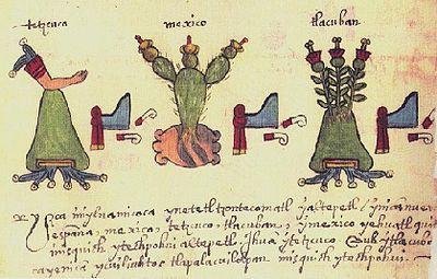 Ultima Confederación de los Pueblos de Anáhuac