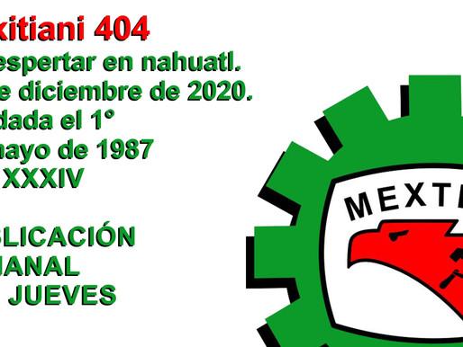 Teixitiani 404