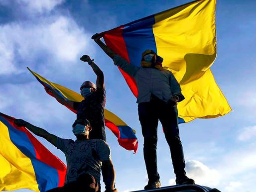 La violencia no cesa en Colombia