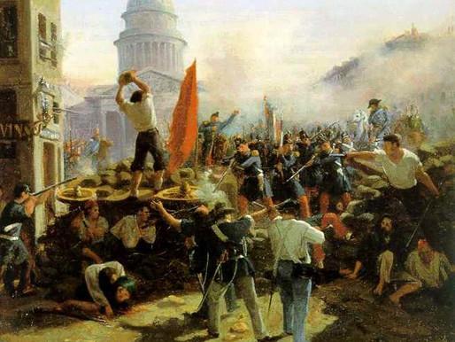 18 de marzo de 1871, la Comuna de París.