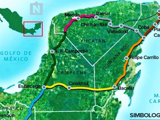 ¿Tren Maya, con ley neoliberal?