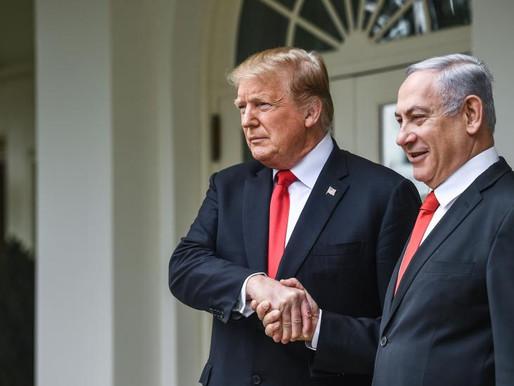 SIRIA. Condenamos los esfuerzos de Trump al proclamar que la anexión por parte de Israel de los Alto