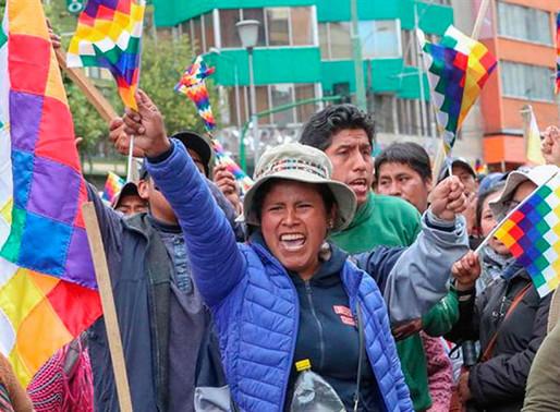 BOLIVIA RESISTE