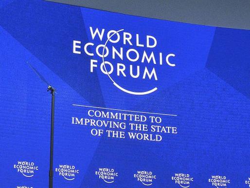 Las últimas travesuras del Foro Anual de Davos