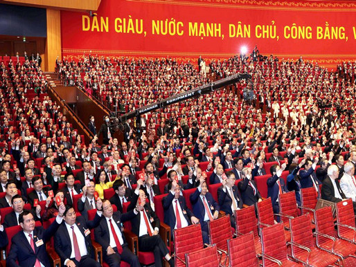 VIETNAM: 13º Congreso del Partido Comunista.