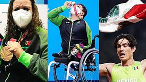 Los atletas Paralímpicos mexicanos brillan en Tokio 2020