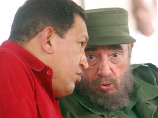 Aniversario 67 del natalicio del mejor amigo de Cuba, Hugo Chávez Frías