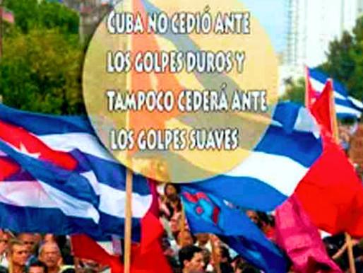 EU CONTINÚA SU CAMPAÑA CONTRA CUBA.
