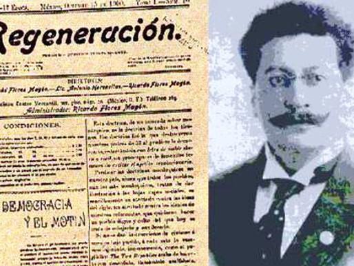 Periódico Regeneración de los hermanos Flores Magón