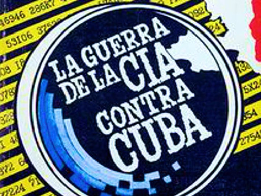 Acciones de la CIA contra Cuba