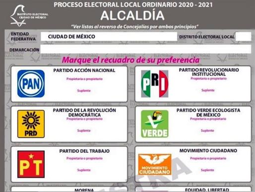 DEMOCRACIA Y ELECCIONES 2021