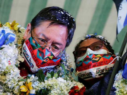 VICTORIA POPULAR O GOLPE DE ESTADO 18 de octubre. Elecciones Generales en Bolivia