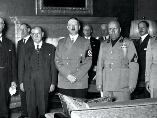 El Pacto de No Agresión soviético-alemán, 23 de agosto de 1939