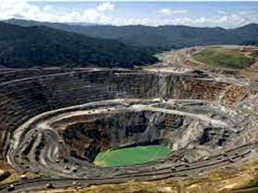 Actividades mineras en las áreas naturales protegidas