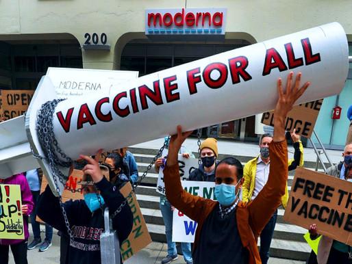 La suspensión de los derechos de propiedad intelectual sobre las vacunas contra la COVID-19