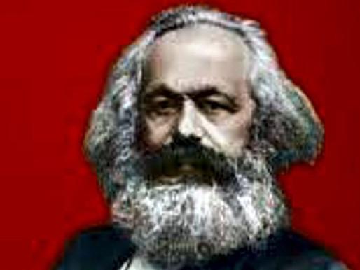 5 DE MAYO. Carlos Marx