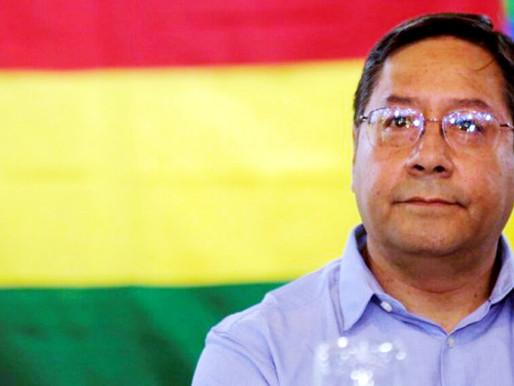 La transformación de Bolivia y el gobierno de facto/Luis Arce Catacora
