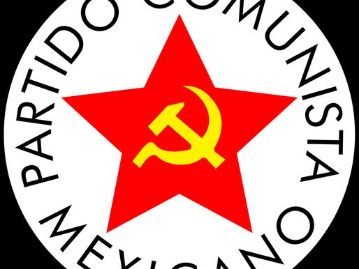 1919-2019 CENTENARIO DE LA FUNDACIÓN DEL PARTIDO COMUNISTA MEXICANO